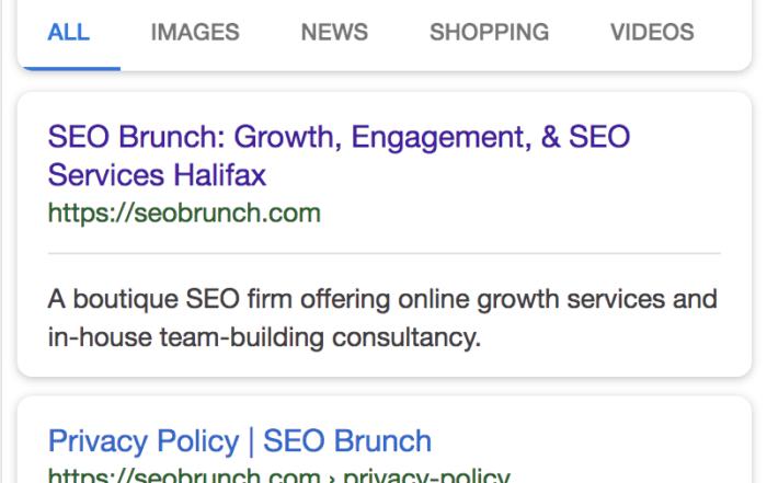 Site Colon Search Results SEO Brunch