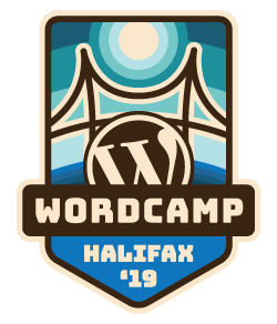 WordCamp Halifax 2019