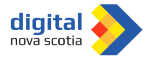 Digital Nova Scotia logo