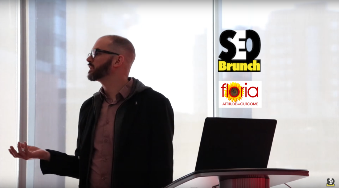 logos for seo brunch & recognize your potential