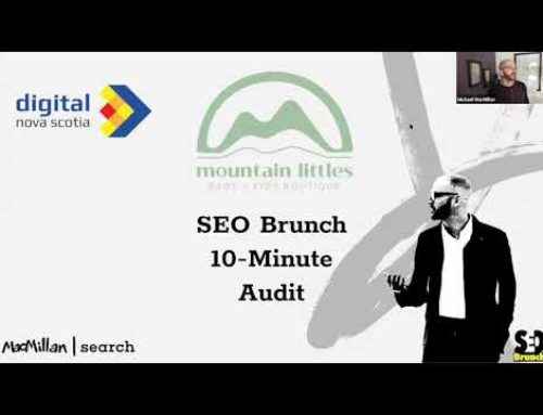 Mountain Littles | 10-Minute SEO Audit Details