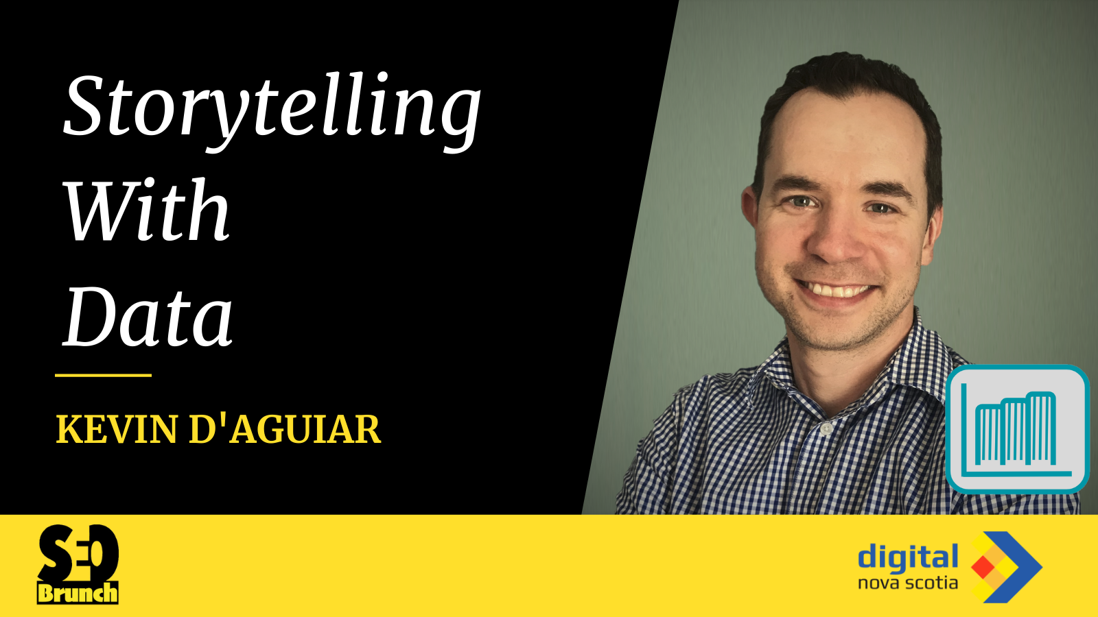 storytelling with data with kevin d'aguiar
